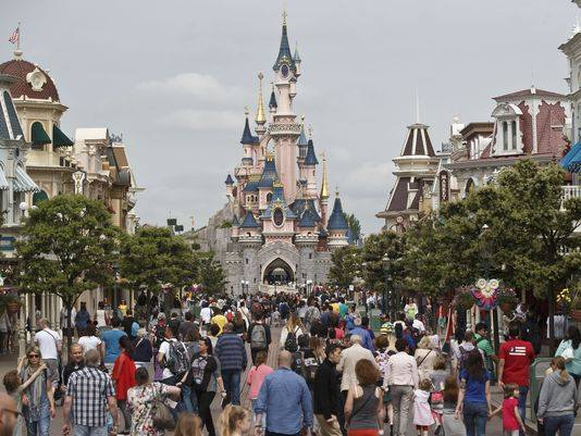 Armed Disneyland Paris man now facing charges