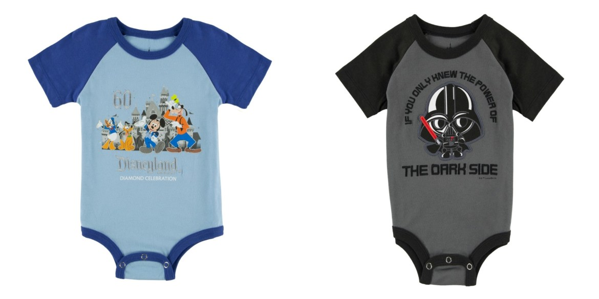Disney Parks and Resorts Recalls Infant Bodysuits