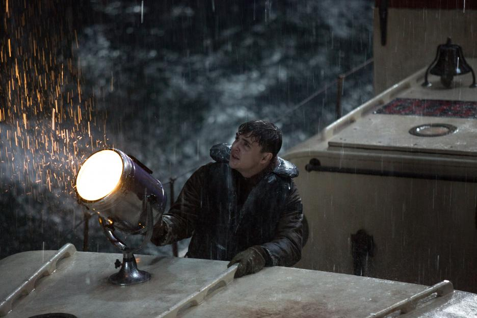Meeting The Cast Of Disney's The Finest Hours