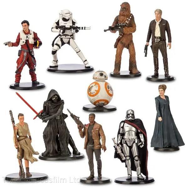Star Wars: The Force Awakens merchandise revealed by Disney!