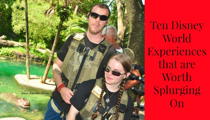 Ten Disney World Experiences that are Worth Splurging On