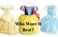 Who's the best Dressed Disney Princess?