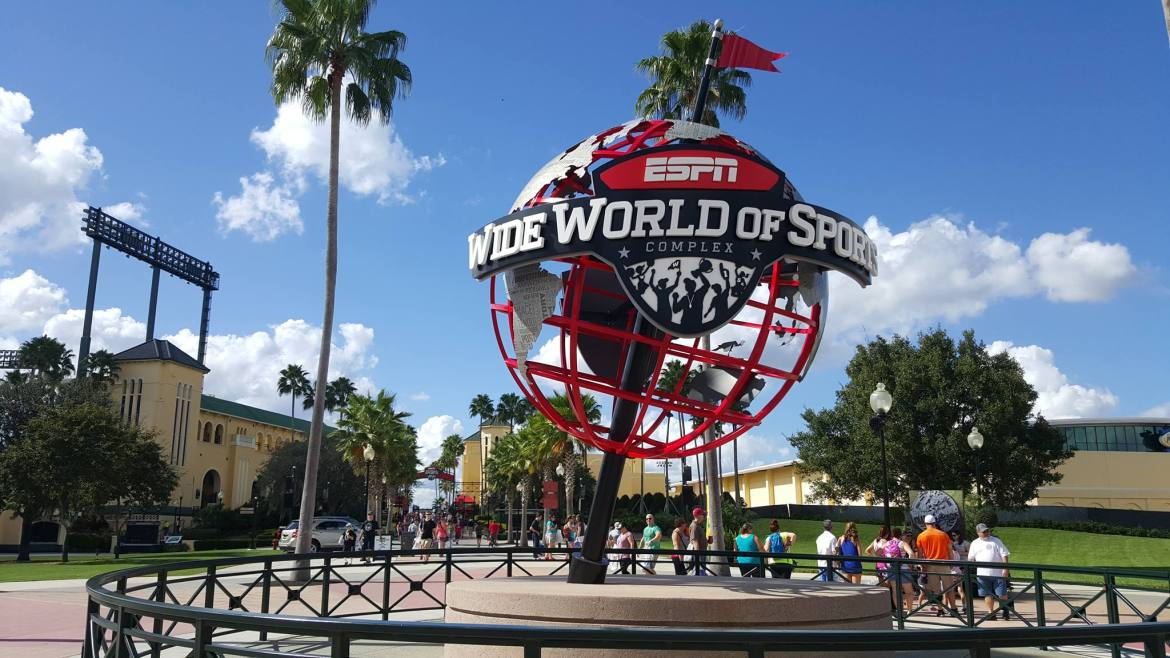 New venue coming to ESPN Wide World of Sports