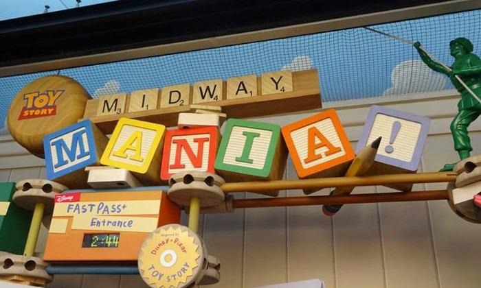 Toy Story Midway Mania closing to add 3rd track?