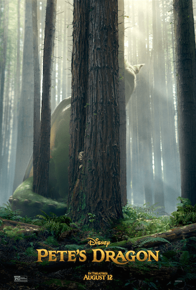 Walt Disney Records Set To Release Pete's Dragon Soundtrack