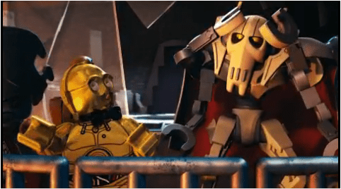 Lego Star Wars: Droid Tales DVD Coming Soon
