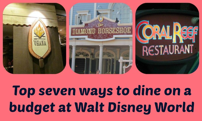 Top 7 ways to dine on a budget at Walt Disney World