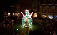 Is the Main Street Electrical Parade Closing?