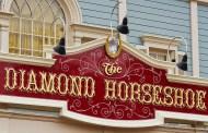 Diamond Horseshoe serving lunch and dinner buffett