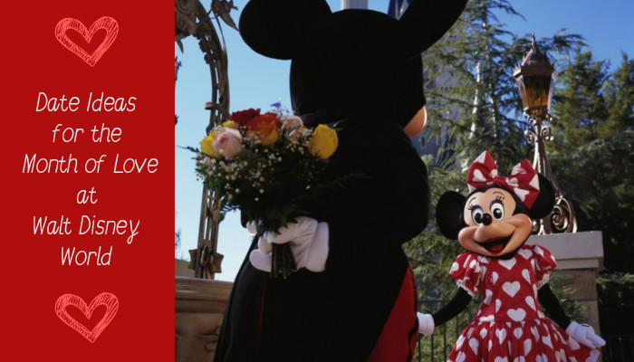 New Date Ideas for the Month of Love at the Walt Disney World Resort