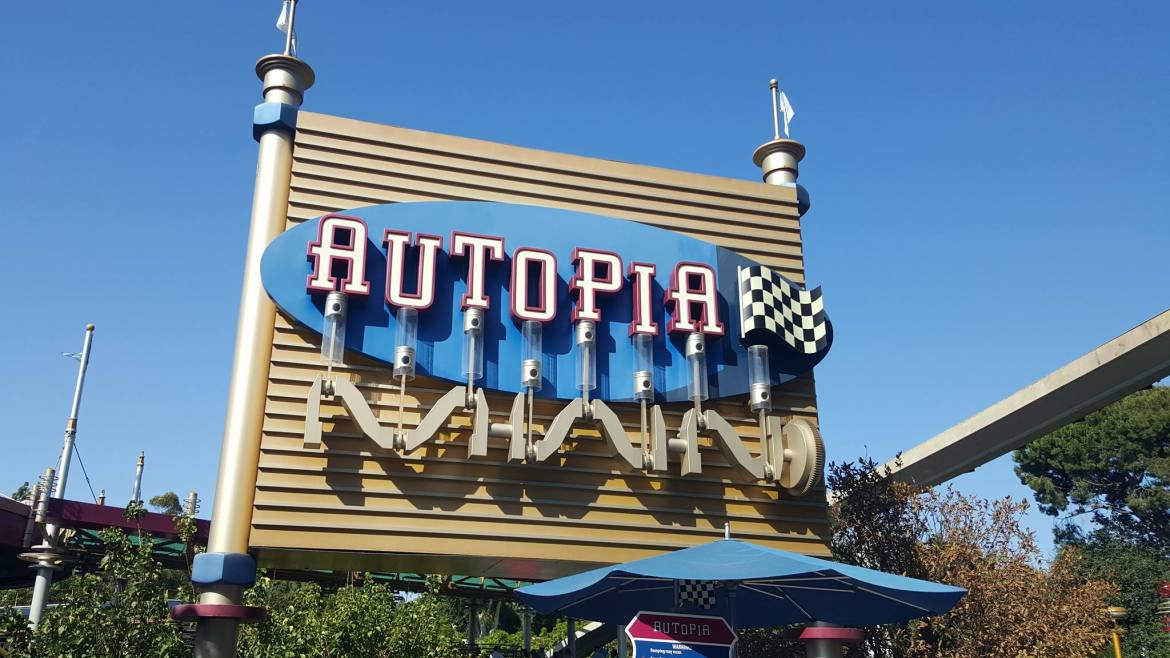 Disneyland's Autopia to get a new look and storyline later this year