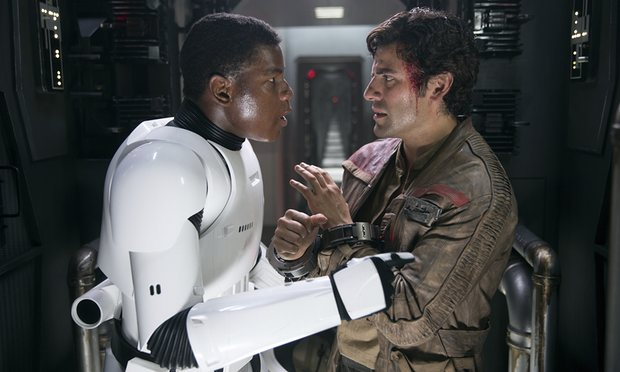 John Boyega Feels His Time As Finn In Star Wars Is Over