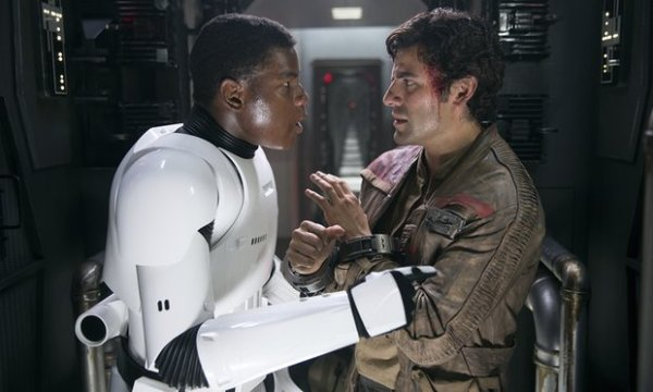 John Boyega Feels His Time As Finn In Star Wars Is Over
