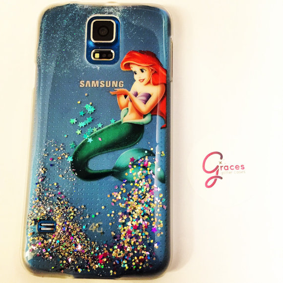 Disney Glitter Phone Cases for Android