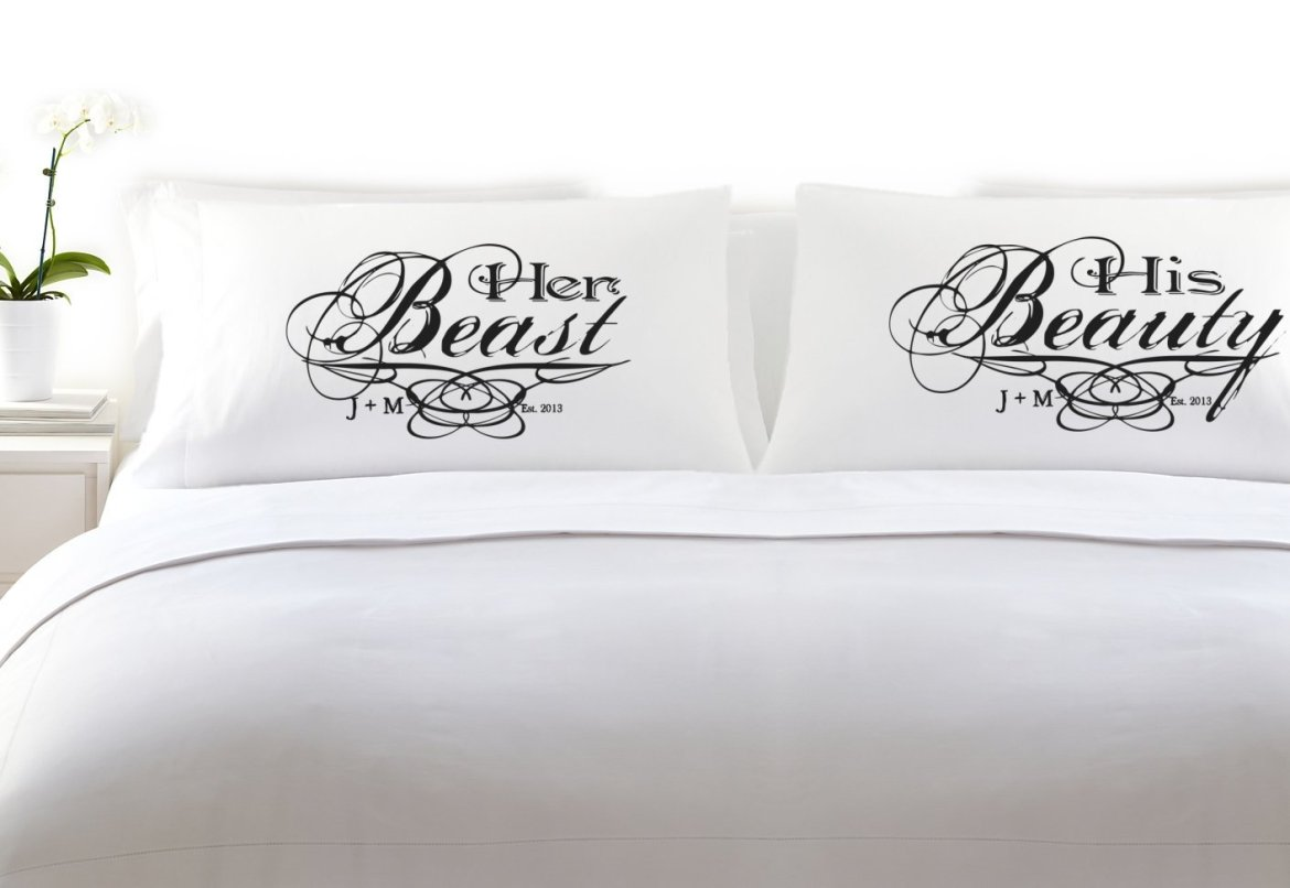 Fairy Tale Pillows that Tell a Tale as Old as Time