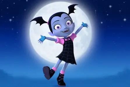 "Disney Junior Begins Production on Two Original Series ""Vampirina"" and ""Puppy Dog Tails"""