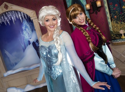 Is the Frozen makeover in Epcot's Norway Pavilion debuting on May 28?