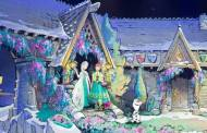 Frozen Ever After celebrates a Summer Snow Day