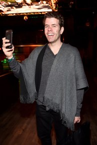 """HOLLYWOOD, CALIFORNIA - APRIL 04: Blogger Perez Hilton attends The World Premiere of Disney's """"THE JUNGLE BOOK"""" at the El Capitan Theatre on April 4, 2016 in Hollywood, California. (Photo by Alberto E. Rodriguez/Getty Images for Disney) *** Local Caption *** Perez Hilton"""