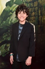 """HOLLYWOOD, CALIFORNIA - APRIL 04: Actor Emjay Anthony attends The World Premiere of Disney's """"THE JUNGLE BOOK"""" at the El Capitan Theatre on April 4, 2016 in Hollywood, California. (Photo by Alberto E. Rodriguez/Getty Images for Disney) *** Local Caption *** Emjay Anthony"""