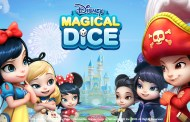 Disney Magical Dice, Disney's first mobile board game is now available for iOS and Android