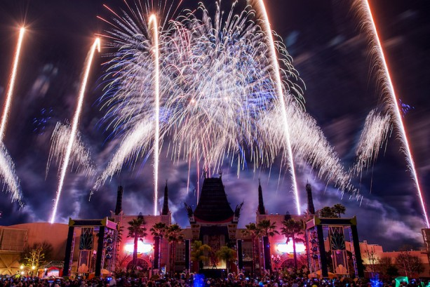 Star Wars Themed Fireworks Show 'Symphony in the Stars' Extended Through End of May