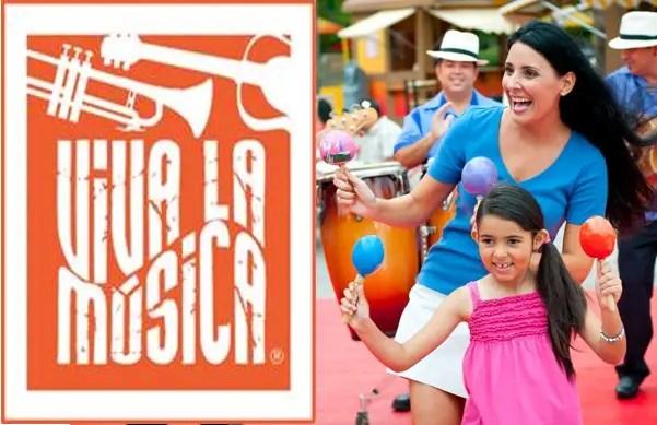 New Artists Announced for Viva La Musica at SeaWorld Orlando