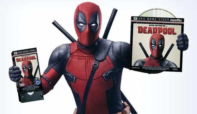 """Deadpool"" Blu-Ray Release Date Announced by Ryan Reynolds"