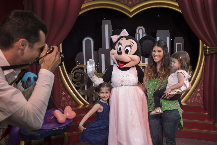New Mickey and Minnie Meet and Greets announced for Disney's Hollywood Studios.