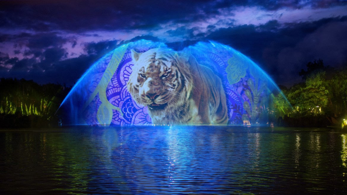 New Nighttime Experiences at Animal Kingdom Announced for May 27th