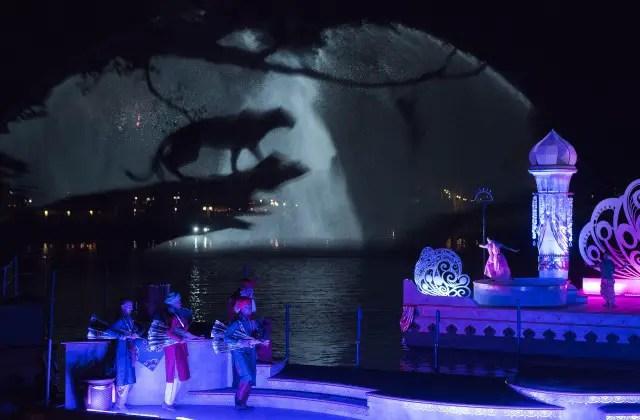 'The Jungle Book: Alive with Magic debuts tonight in Disney's Animal Kingdom