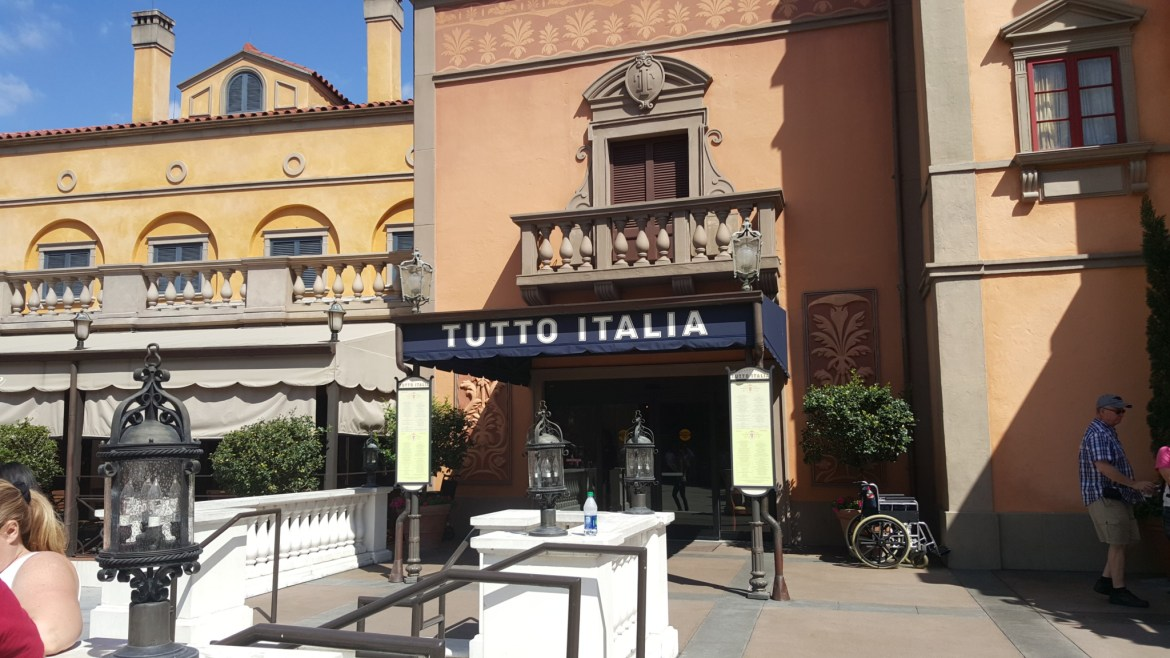 Tutto Italia Ristorante to offer a 3 course Prixe Fixe lunch for a limited time