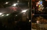 Riders evacuated from Splash Mountain in the Magic Kingdom