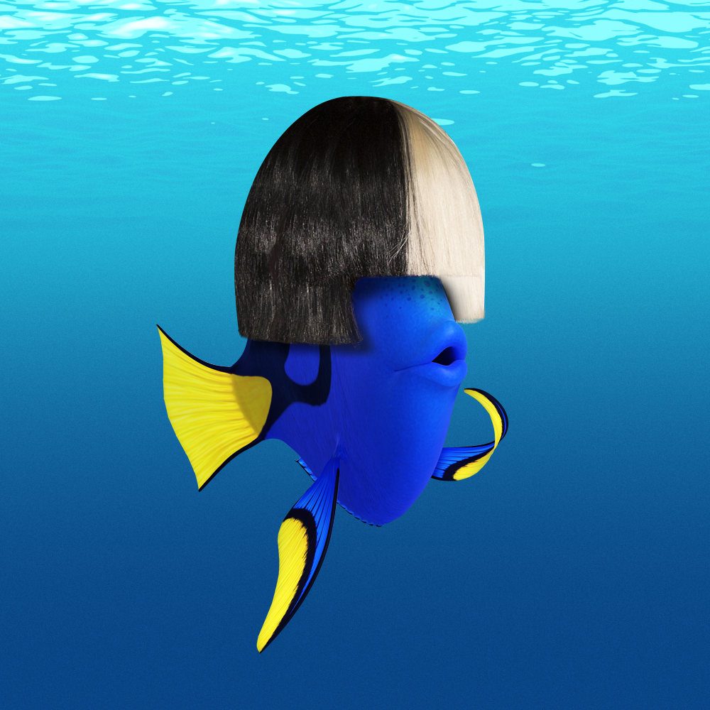 Sia to Sing Finding Dory's End-Credit Song