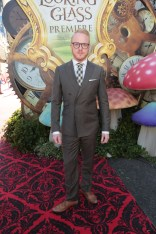 """Owain Rhys Davies arrives at The US Premiere of Disney's """"Alice Through the Looking Glass"""" at the El Capitan Theater in Los Angeles, CA on Monday, May 23, 2016. .(Photo: Alex J. Berliner/ABImages)"""