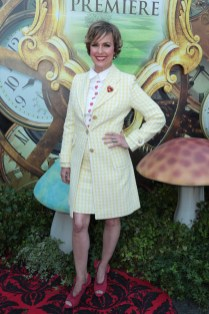 """Melora Hardin arrives at The US Premiere of Disney's """"Alice Through the Looking Glass"""" at the El Capitan Theater in Los Angeles, CA on Monday, May 23, 2016. .(Photo: Alex J. Berliner/ABImages)"""