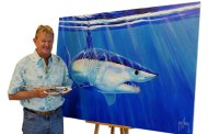 Guy Harvey To Paint Mural At SeaWorld Orlando's Shark Wreck Reef