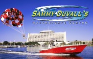 Disney Must Do - Sammy Duvall's Water Sports Centre at Walt Disney World's Contemporary Resort
