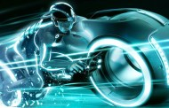 Take a ride on TRON Lightcycle Power Run at Shanghai Disneyland
