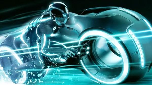 Tron lightcycle