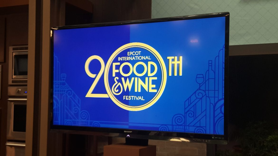 Disney Announces Epcot International Food and Wine Festival Celebrity Chefs and the Expansion of the Festival into the Resorts