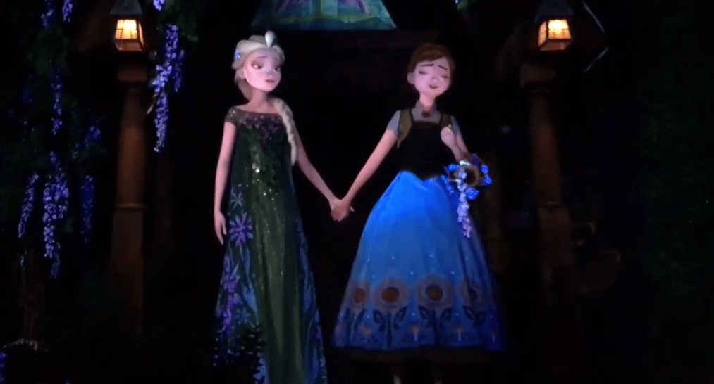 First look Frozen Ever After in Epcot's Norway Pavilion