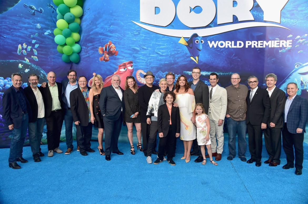 Finding Dory's Red Carpet Premiere