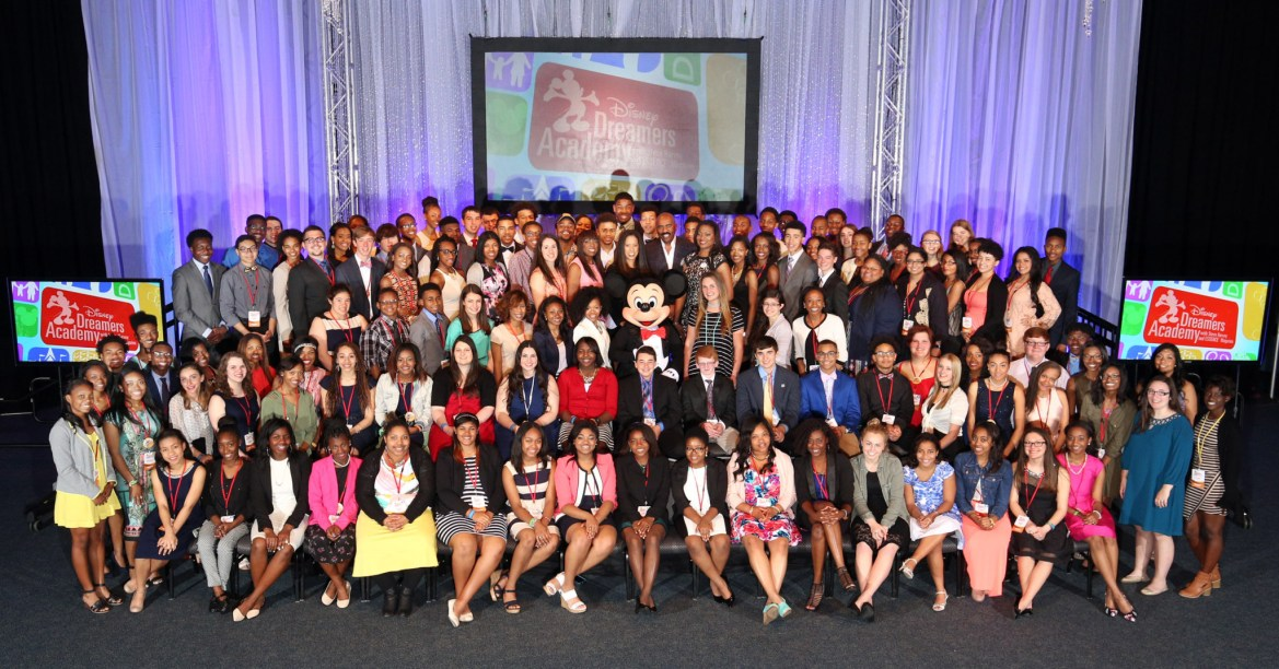 The Class of 2017 Disney Dreamers Academy is Now Accepting Applicants