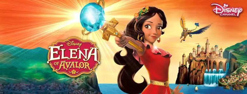 Elena of Avalor to Make Royal Debut Friday, July 22