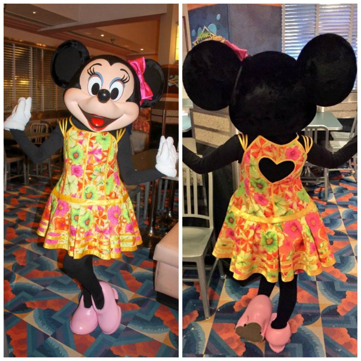 Cute Summer Outfits for the gang at Minnie's Summertime Dine at Hollywood & Vine