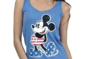 Dress Up this Independence Day with a Patriotic Mickey Tank
