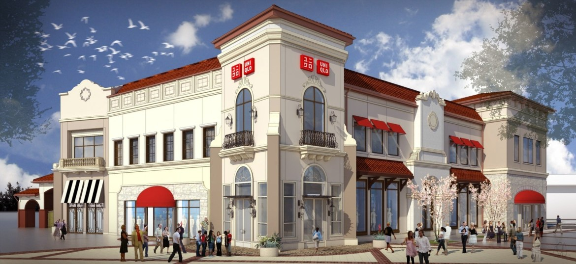 UNIQLO Opens in Disney Springs on July 15th