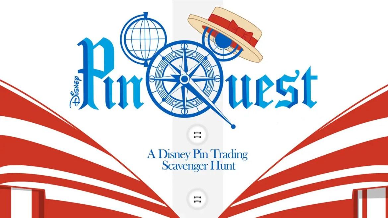 New Disneyland Disney Pin Scavenger Hunt Announced
