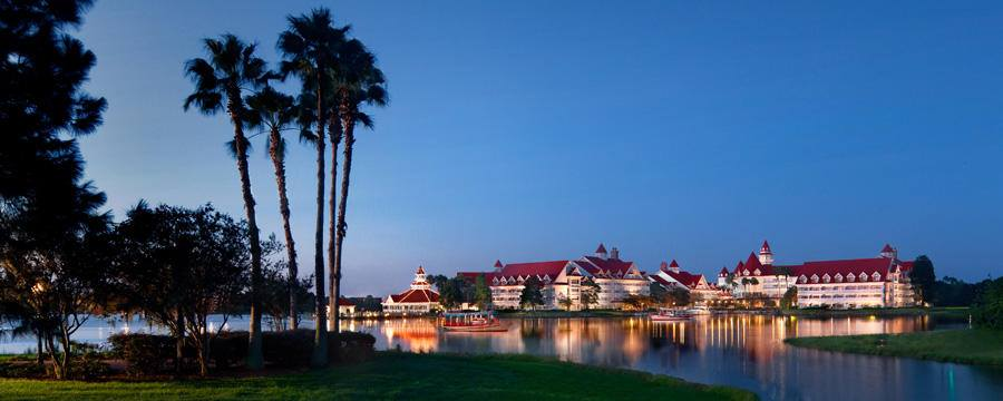 """Grand Floridian hosting """"Gone Mad"""" party during Wishes"""